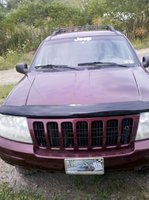 1999 Jeep Grand Cherokee Limited 4WD, Ye' Olde 7 slot., exterior