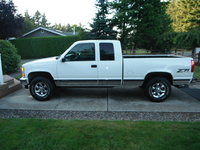 1995 Chevrolet C/K 1500 Ext. Cab 6.5-ft. Bed 4WD picture, exterior
