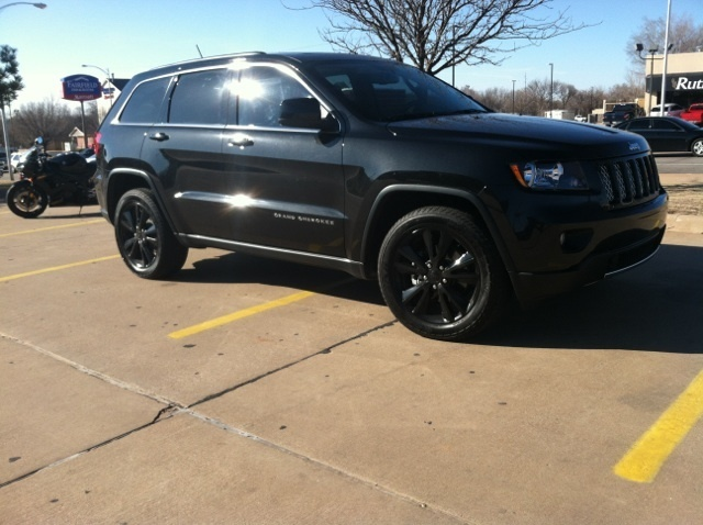2012 jeep grand cherokee exterior pictures cargurus. Black Bedroom Furniture Sets. Home Design Ideas