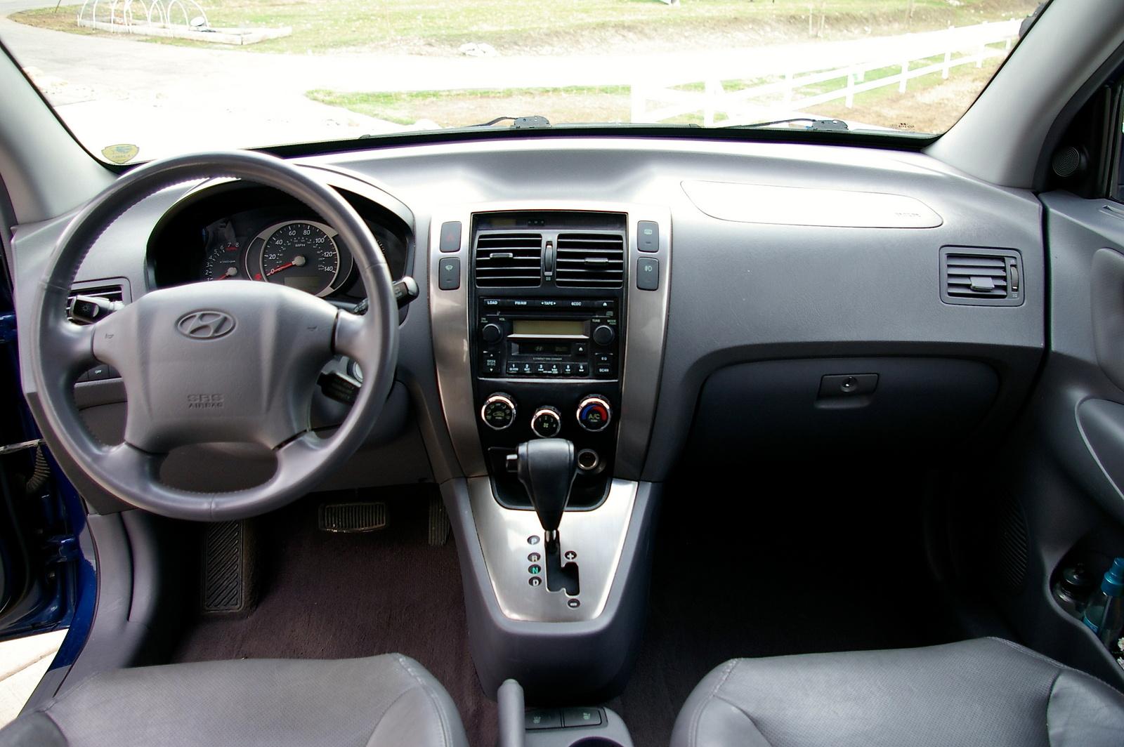 2005 Hyundai Tucson Pictures Cargurus