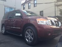 Picture of 2011 Nissan Armada Platinum 4WD, exterior, gallery_worthy