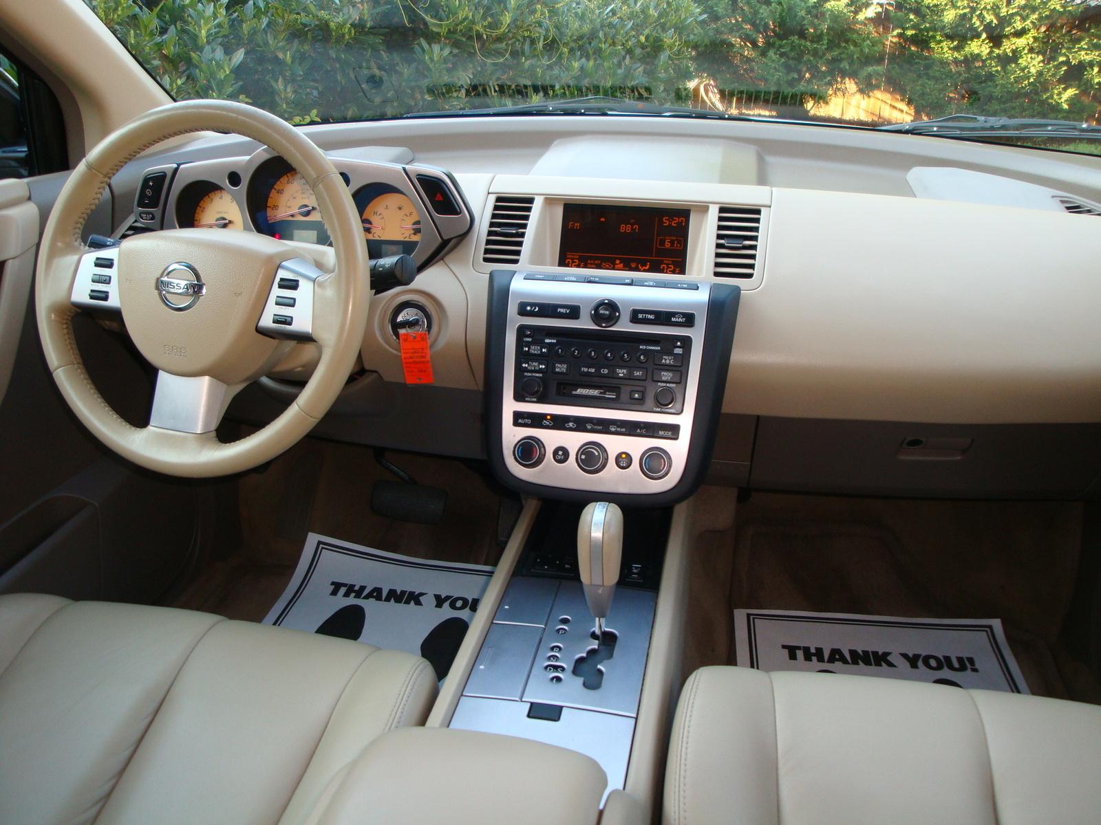 2003 Nissan Murano Pictures Cargurus