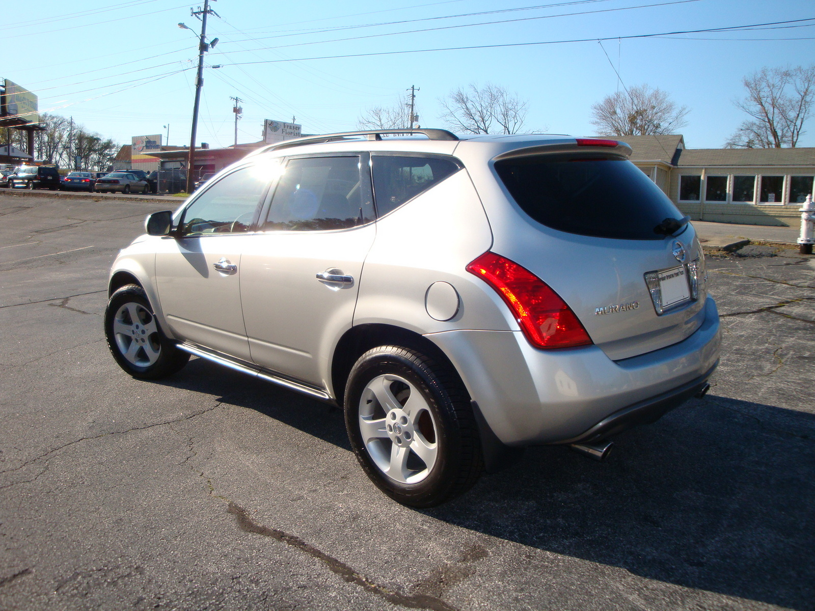 2003 Nissan Murano Autos Post
