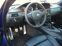 2012 BMW M3 Coupe picture, interior