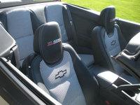 Picture of 2011 Chevrolet Camaro LT2 Convertible, interior