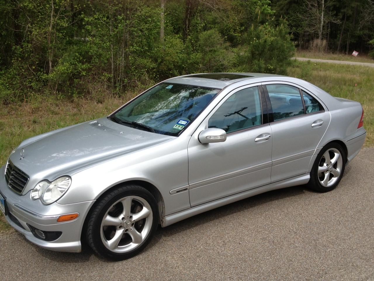 2004 mercedes benz c300 price for Mercedes benz c class 2006 price