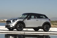 2013 MINI Cooper Paceman, Front-quarter/profile view, exterior, manufacturer, gallery_worthy