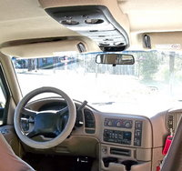 2002 Chevrolet Astro LT Passenger Van Extended picture, interior