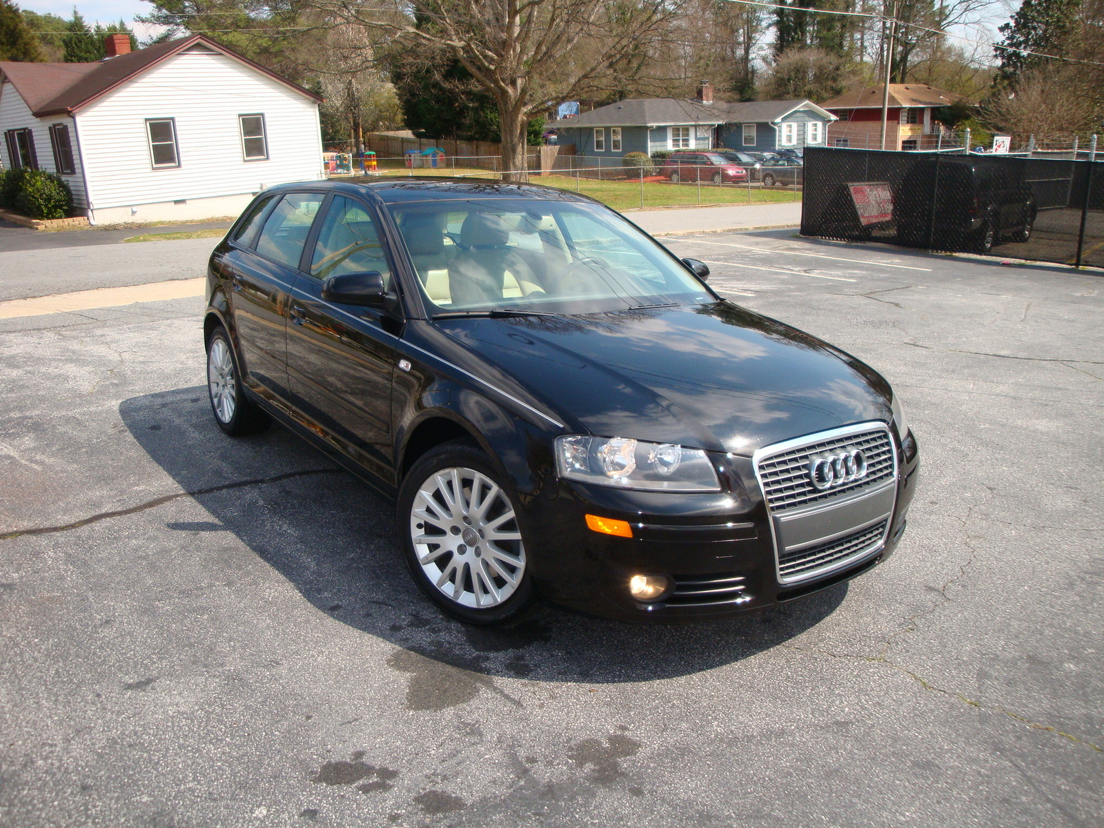 2007 audi a3 trim information cargurus. Black Bedroom Furniture Sets. Home Design Ideas