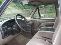 Picture of 1996 Ford F-150 Eddie Bauer LB, interior