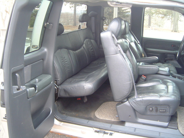 2000 Chevrolet Silverado 1500 - Interior Pictures