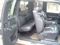 Picture of 2000 Chevrolet Silverado 1500 LT Ext Cab Short Bed 4WD, interior