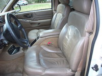 Picture of 2001 Chevrolet Blazer LT 4-Door 4WD, interior, gallery_worthy