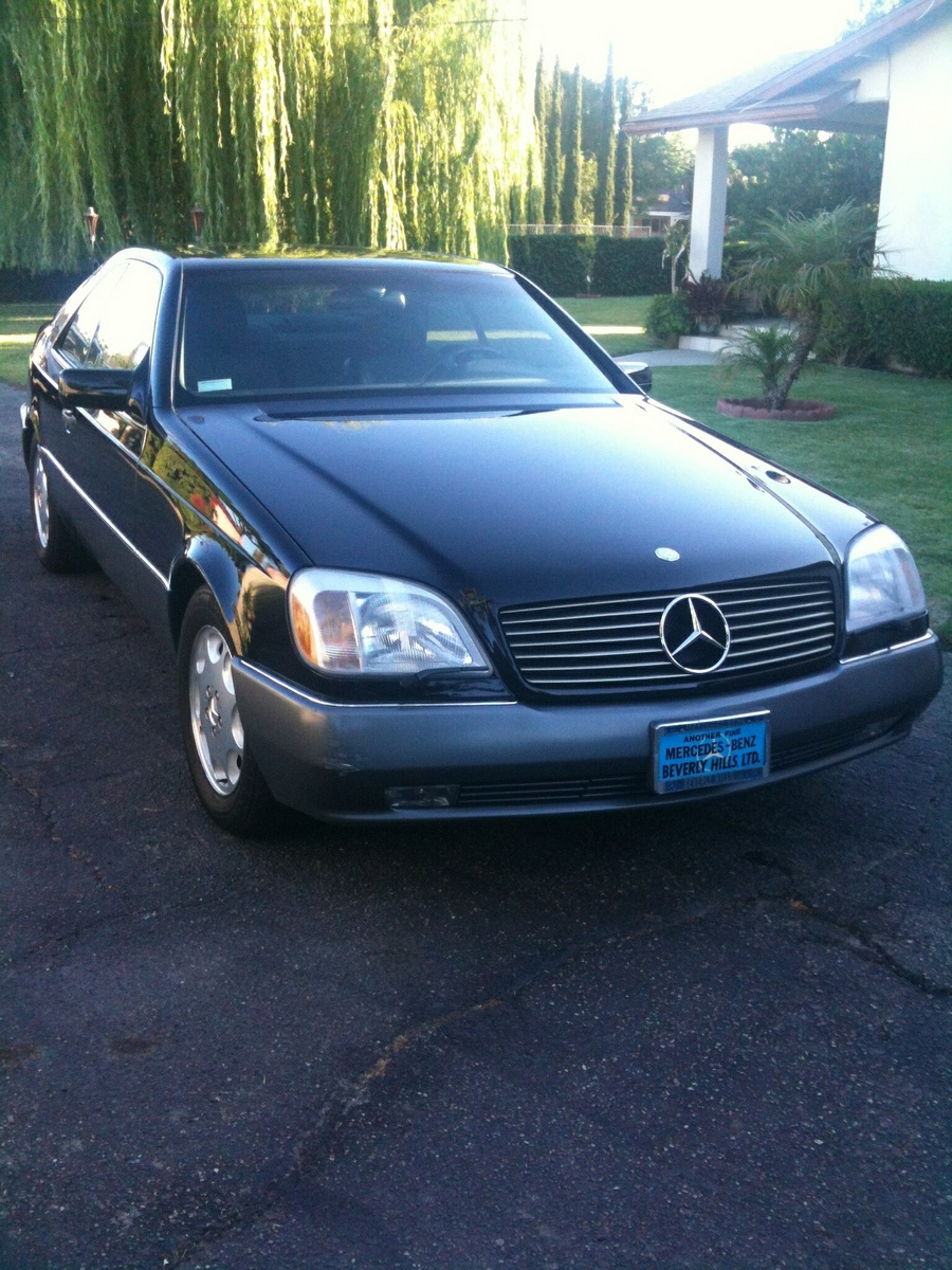 1996 mercedes benz s class pictures cargurus for Mercedes benz s600 coupe