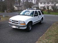 Picture of 2001 Chevrolet Blazer LT 4-Door 4WD, exterior, gallery_worthy