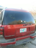 Picture of 2004 Chevrolet TrailBlazer EXT 4 Dr LT 4WD SUV, exterior