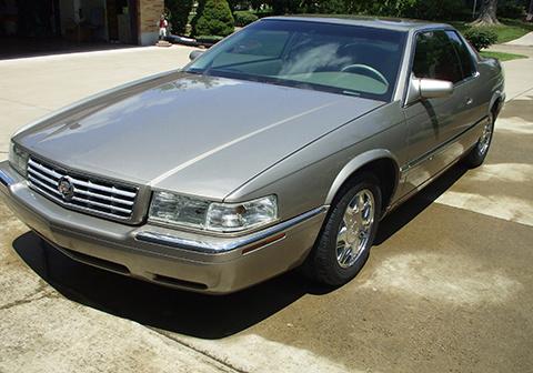 Cadillac Eldorado Base Coupe Pic X