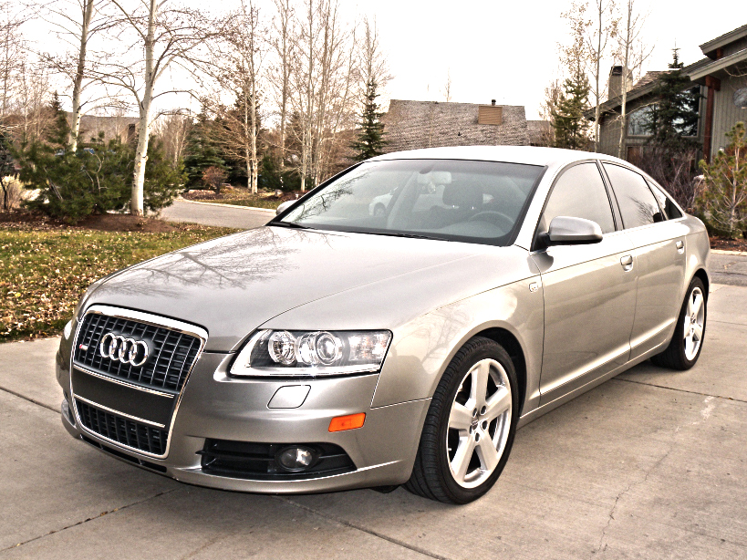 picture of 2006 audi a6 4 2 quattro exterior. Black Bedroom Furniture Sets. Home Design Ideas