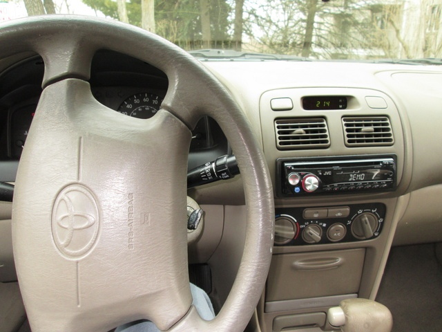 Picture Of 2001 Toyota Corolla LE, Interior, Gallery_worthy
