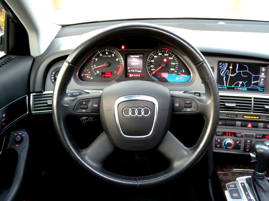2006 audi a6 interior pictures cargurus. Black Bedroom Furniture Sets. Home Design Ideas