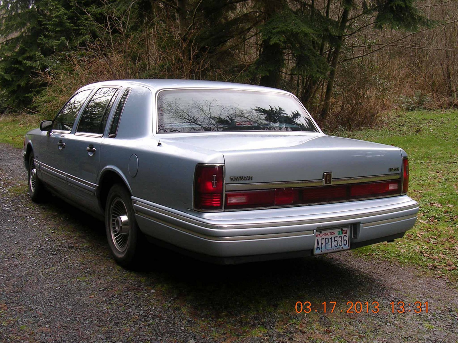 1992 Lincoln Town Car Pictures Cargurus