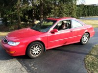 1999 Acura CL Picture Gallery