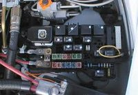 Dodge Ram 1500 Questions - where is the low beam relay ...