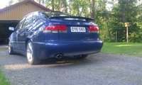 Picture of 2001 Saab 9-3, exterior