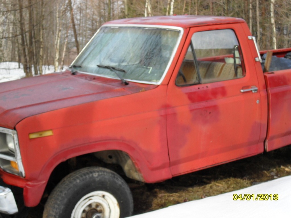 Picture of 1984 ford f 250 exterior gallery worthy