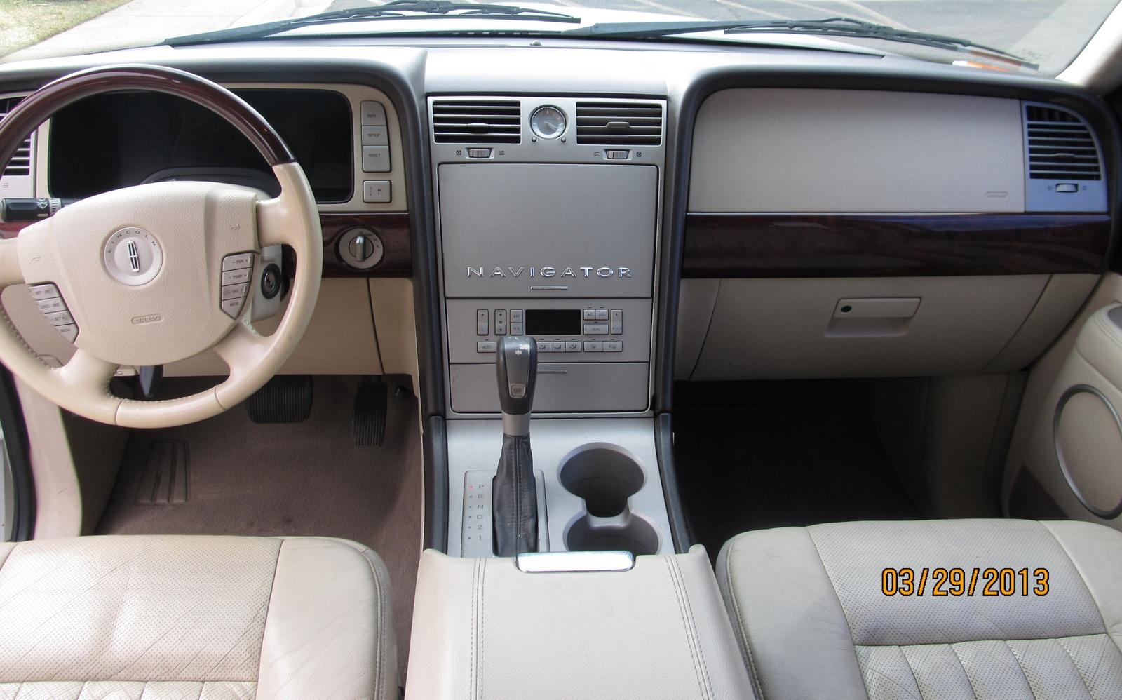 2003 Lincoln Navigator Interior Pictures Cargurus
