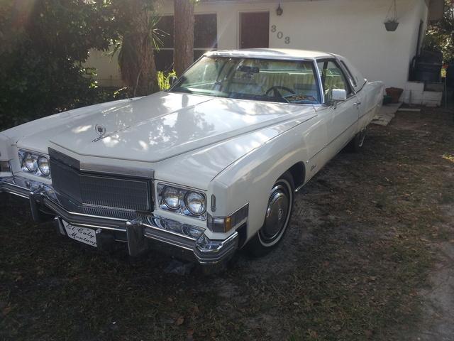 Picture of 1974 Cadillac Eldorado