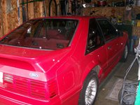 Picture of 1990 Ford Mustang GT Hatchback, exterior