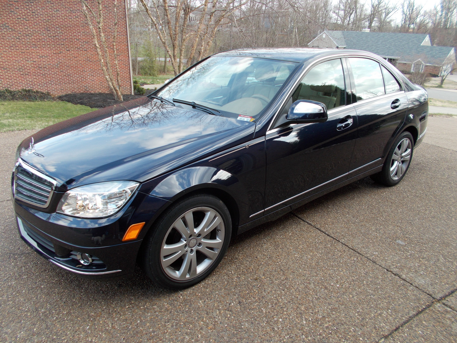 2008 mercedes benz c class c300 luxury for sale cargurus for Mercedes benz c class 2008 for sale