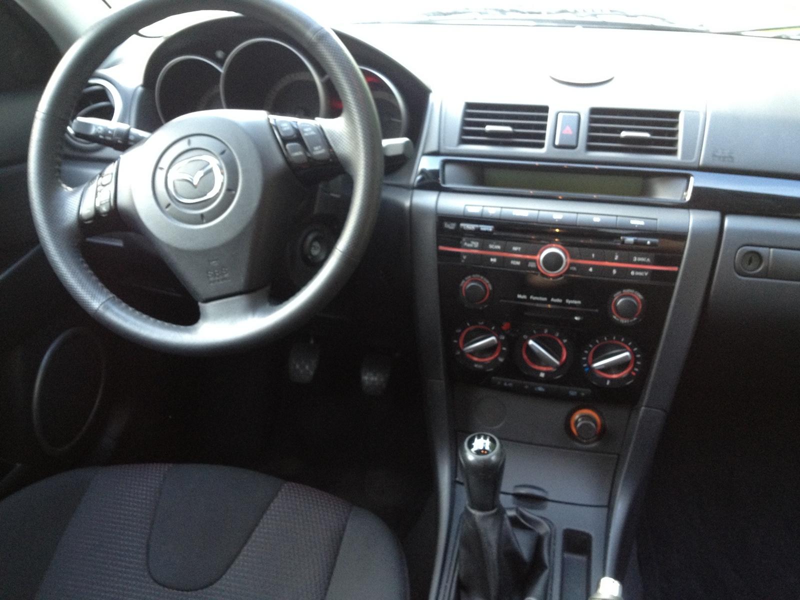 2008 Mazda Mazda3 Interior Pictures Cargurus