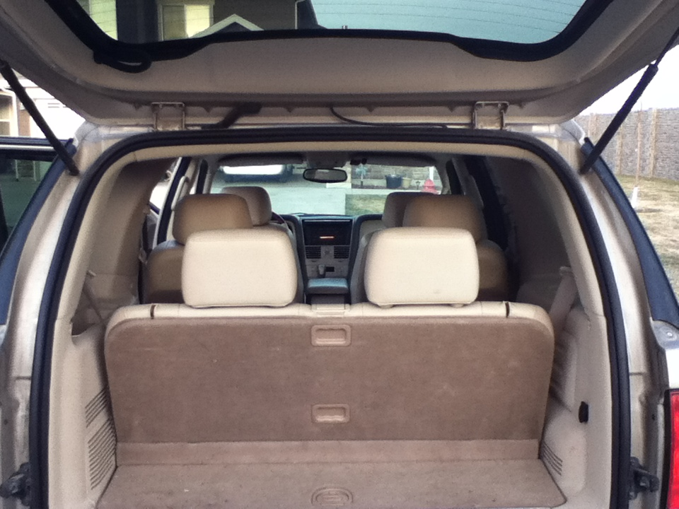Picture Of 2004 Lincoln Aviator 4 Dr Std Awd Suv Interior
