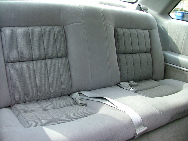 Picture of 1992 Chevrolet Lumina Z34 Coupe FWD, interior, gallery_worthy