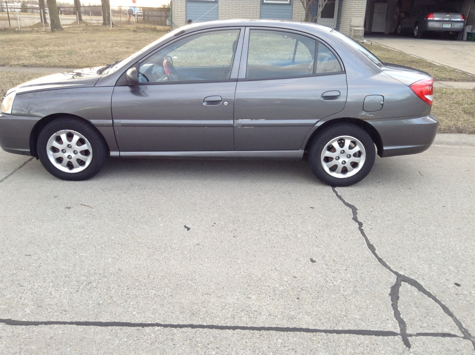 Picture of 2003 Kia Rio Base, exterior