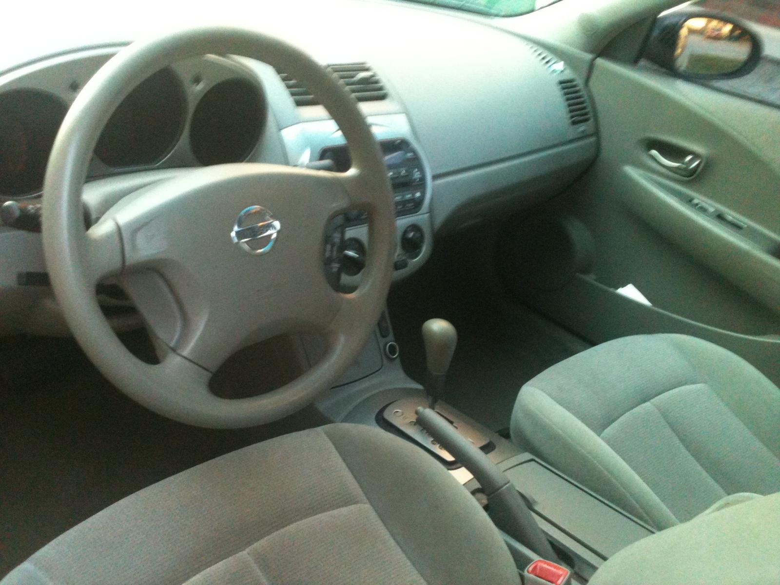 2005 Nissan altima p0725