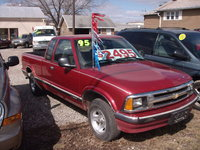 Picture of 1995 Chevrolet S-10 LS RWD, exterior, gallery_worthy