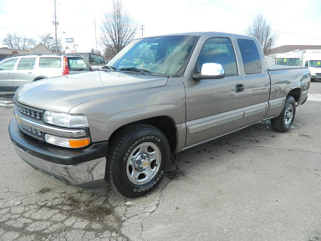 picture of 2001 chevrolet silverado 1500 extended cab sb exterior. Cars Review. Best American Auto & Cars Review