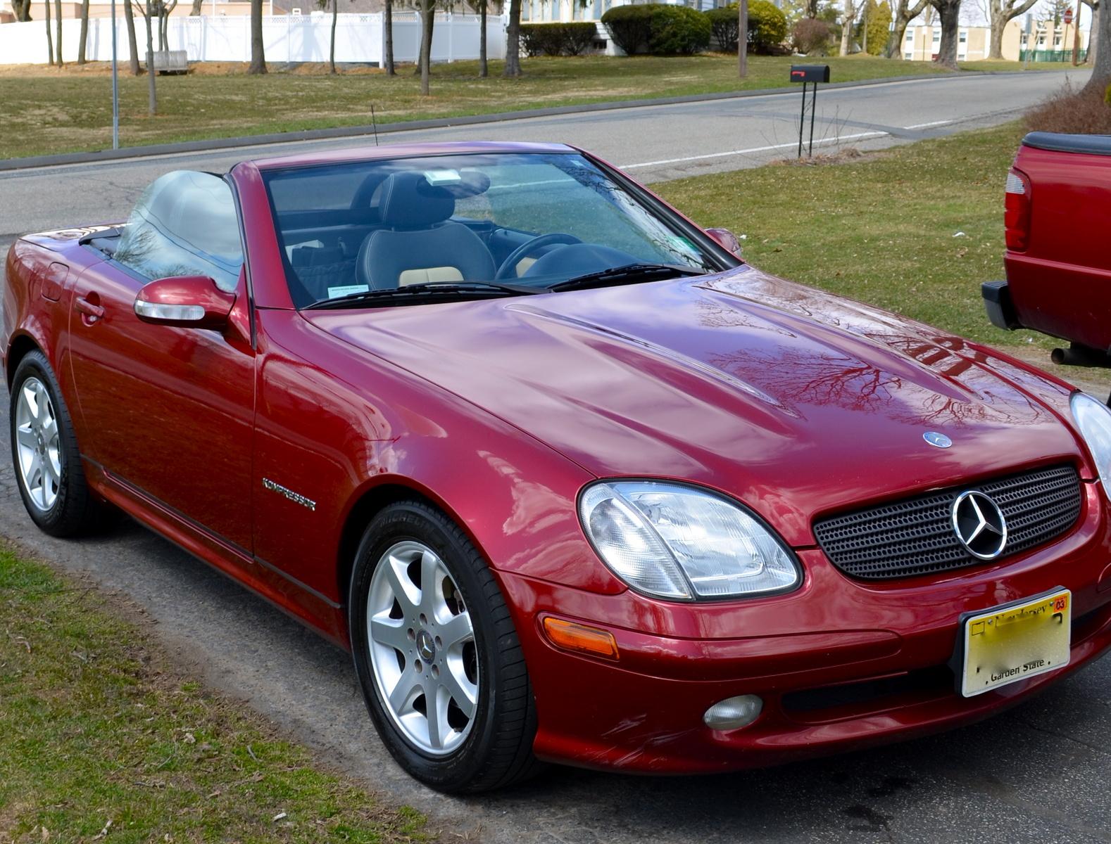 2002 Mercedes-Benz SLK-Class - Pictures - CarGurus