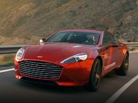 2013 Aston Martin Rapide, Front-quarter view, exterior, manufacturer, gallery_worthy