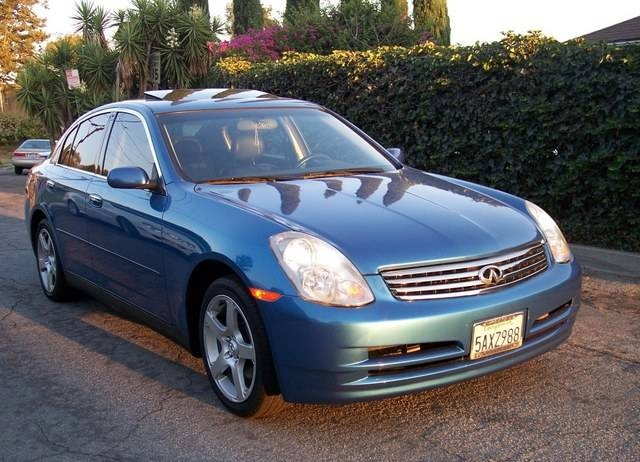 Infiniti G35 Questions How Easy Is It To Get To An Auto