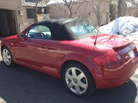 Picture of 2001 Audi TT 1.8T 225hp quattro Coupe AWD, exterior, gallery_worthy
