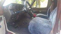 Picture of 1984 Dodge Ram Van, interior