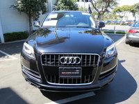 2012 Audi Q7 3.0 Quattro TDI Premium, AUDI, exterior