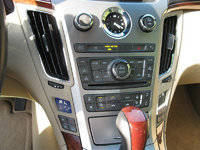 Picture of 2011 Cadillac CTS 3.6L Premium, interior