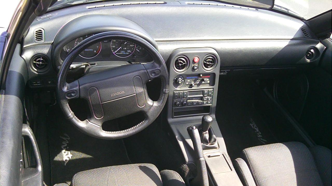 Mazda Mx Miata Dr Std Convertible Pic