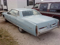 1975 Cadillac DeVille Overview