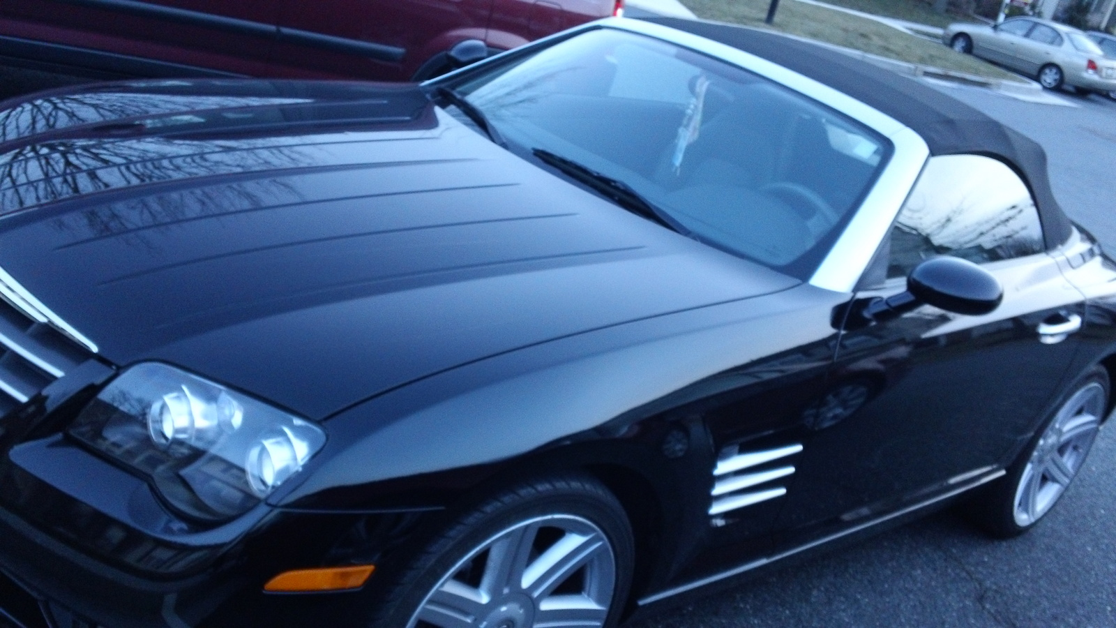 Used Chrysler Crossfire For Sale Baltimore, MD - CarGurus